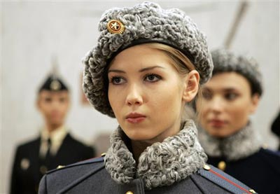 character of Russian women